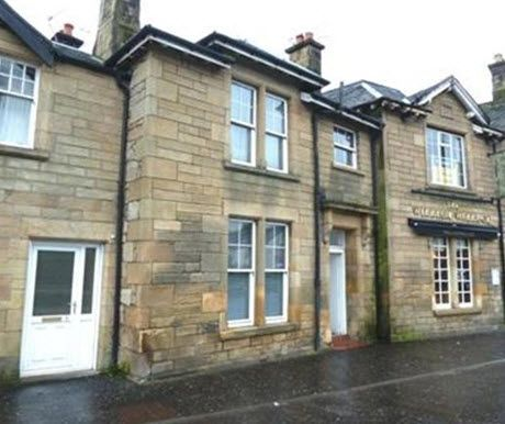 Thumbnail Flat to rent in Airthrey Road, Causewayhead, Stirling, 5Jr