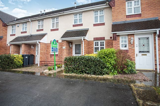 2 bed terraced house for sale in Haselbury Corner, Nuneaton