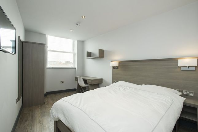 Thumbnail Flat to rent in Flat 5, Stanford Street, Nottingham