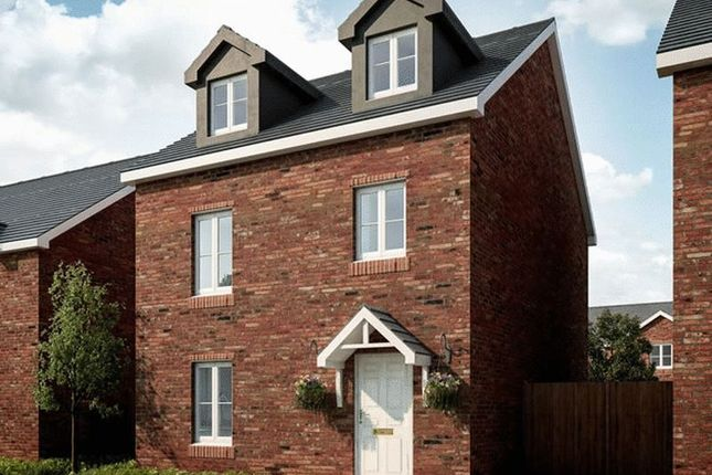 Thumbnail Detached house for sale in Ponthir Road, Caerleon, Newport