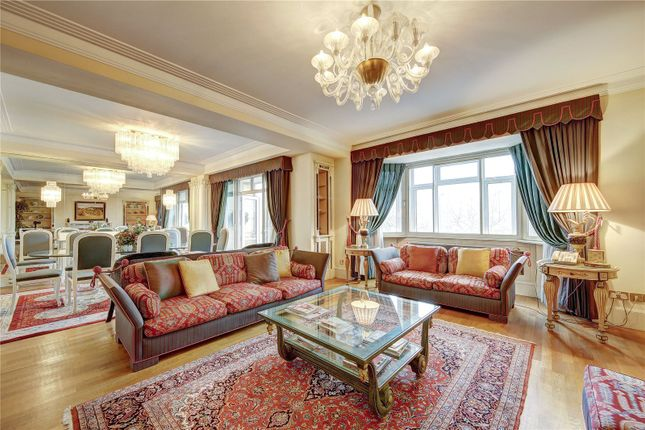 Thumbnail Flat for sale in Kingston House North, Princes Gate, Knightsbridge, London