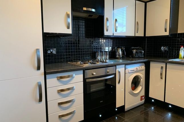 Thumbnail Flat to rent in Airthrie Road, Goodmayes