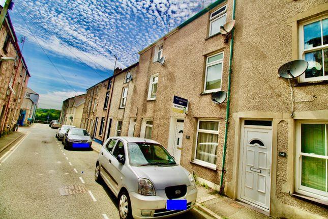 Thumbnail Town house for sale in New Street, Caernarfon