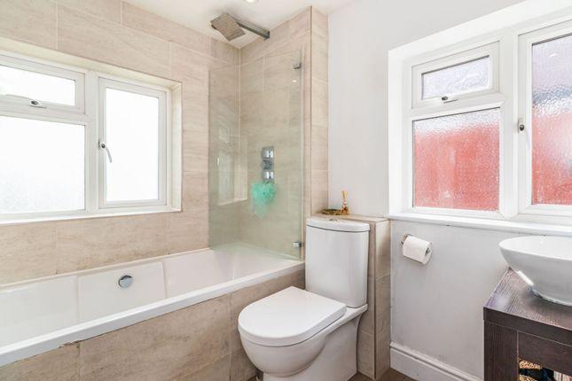 Bathroom of Church Lane, Chessington KT9