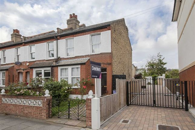 2 bed terraced house for sale in Effra Road, London