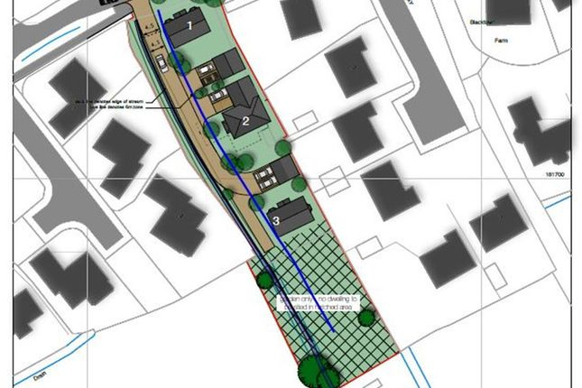 Thumbnail Land for sale in Wellfield Road, Marshfield, Cardiff
