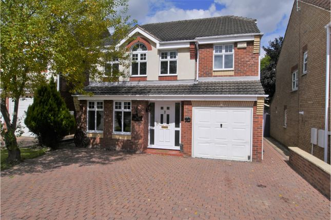 Thumbnail Detached house for sale in Whisperwood Drive, Woodfield Plantation, Doncaster