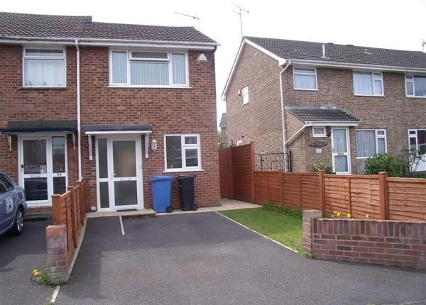 Thumbnail End terrace house to rent in Inglesham Way, Hamworthy, Poole