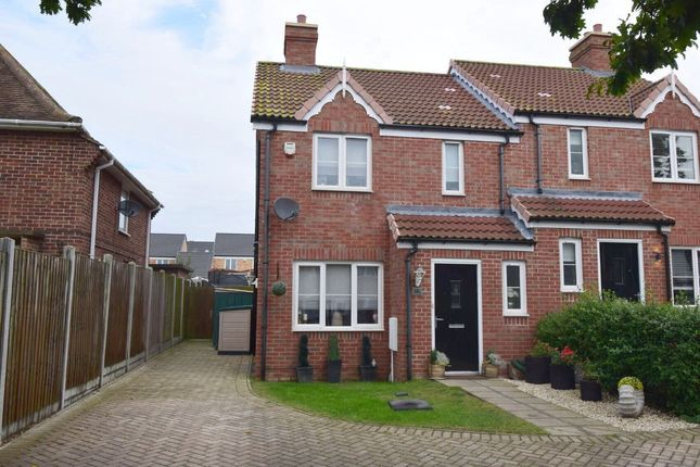 Thumbnail Semi-detached house for sale in Wittonwood Road, Frinton-On-Sea
