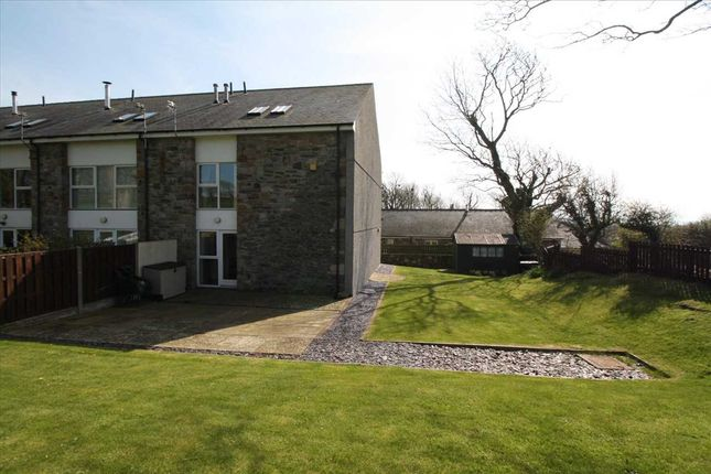 Thumbnail End terrace house for sale in Stad Clynnog, Dwyran, Llanfairpwll