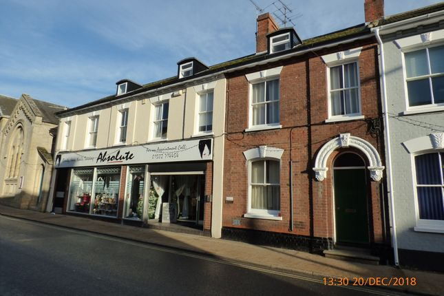 Thumbnail 1 bed flat to rent in Stone Cottages, Hungate Lane, Beccles