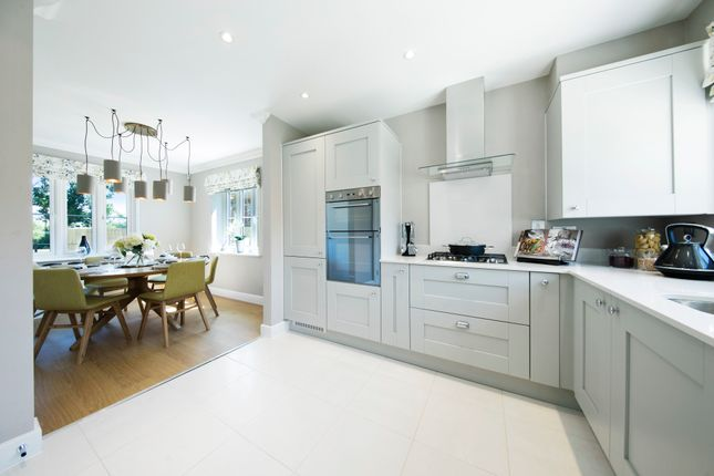 Thumbnail End terrace house for sale in The Eling, Nursery Gardens, Ash Green Lane West, Tongham, Surrey