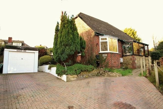 Thumbnail Bungalow for sale in Horn Street, Hythe