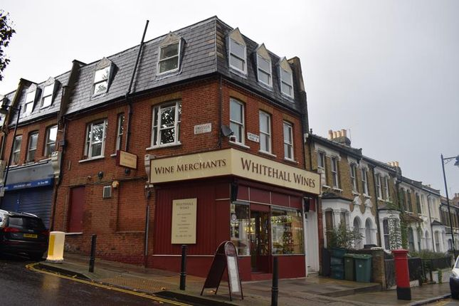 Thumbnail Commercial property for sale in Cheverton Road, London