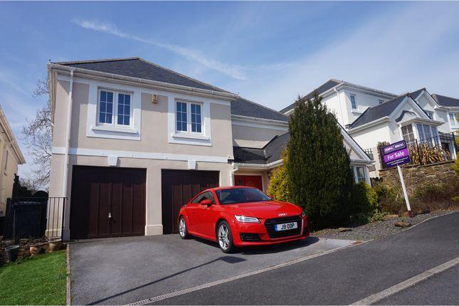 Thumbnail Detached house for sale in Gentian Close, Paignton