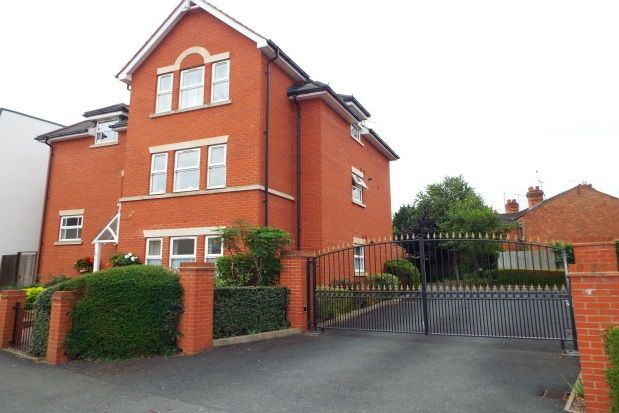 Thumbnail Flat to rent in St. Georges Lane North, Worcester