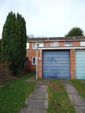 Thumbnail Property to rent in Dorchester Way, Clifford Park, Coventry