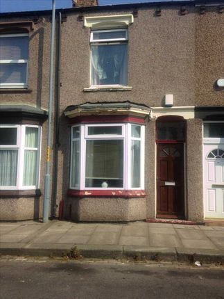 Thumbnail Terraced house for sale in Frederick Street, North Ormesby, Middlesbrough