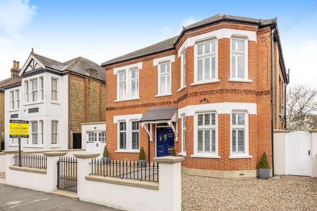 Thumbnail Detached house for sale in Cambridge Road, Bromley