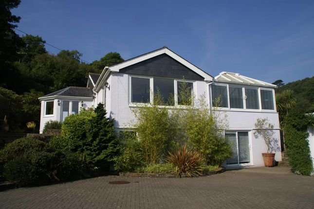 Thumbnail Detached house for sale in Tinney Lane, Golant, Fowey