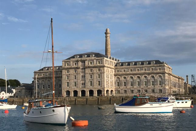 Thumbnail Flat for sale in Mills Bakery, Royal William Yard, Stonehouse, Plymouth
