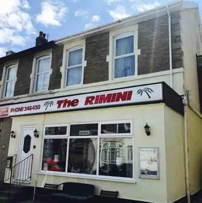 Thumbnail Hotel/guest house for sale in The Rimini, 31 Wellington Road, Blackpool
