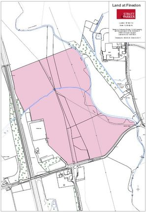 Thumbnail Land for sale in Finedon Station Road, Finedon, Wellingborough