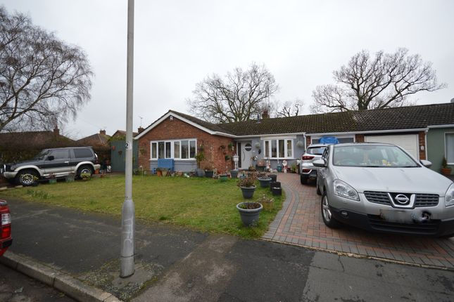 Thumbnail Semi-detached bungalow for sale in Weavers Close, Colchester