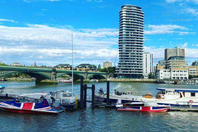 Thumbnail Flat for sale in Sailmakers, Imperial Wharf