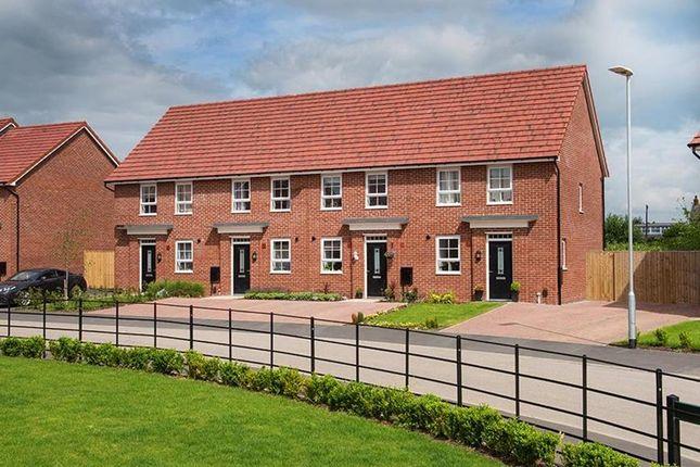 "Thumbnail End terrace house for sale in ""Bampton"" at Blackpool Road, Kirkham, Preston"