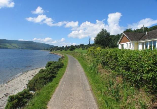 Thumbnail Detached bungalow to rent in Alt Na Glaic, Colintraive, Argyll And Bute