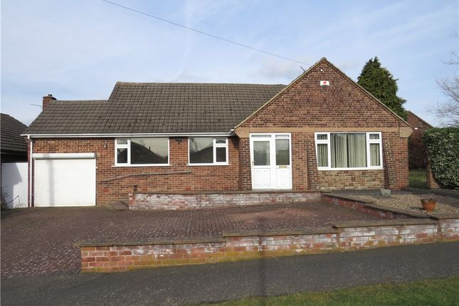 Thumbnail Detached bungalow for sale in Farnway, Allestree, Derby