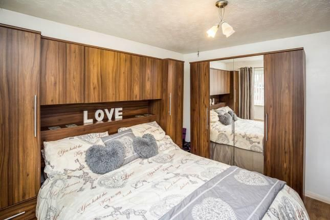 Bedroom of Hafan Deg, Holywell, Flintshire, North Wales CH8