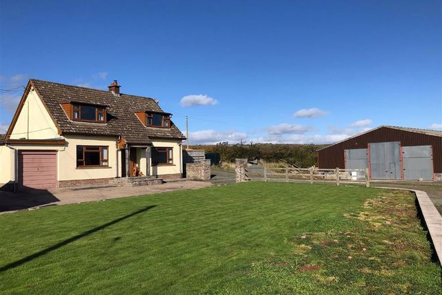 Thumbnail Detached house for sale in Talachddu, Brecon, Powys