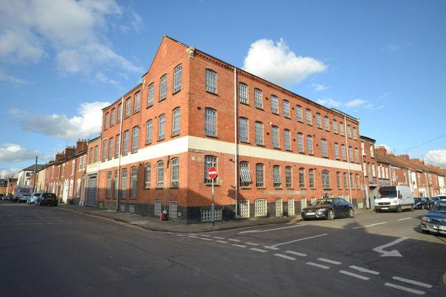 Thumbnail Flat to rent in Cowper Street, Northampton