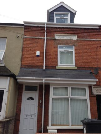 Thumbnail End terrace house to rent in Dawlish Road, Selly Oak