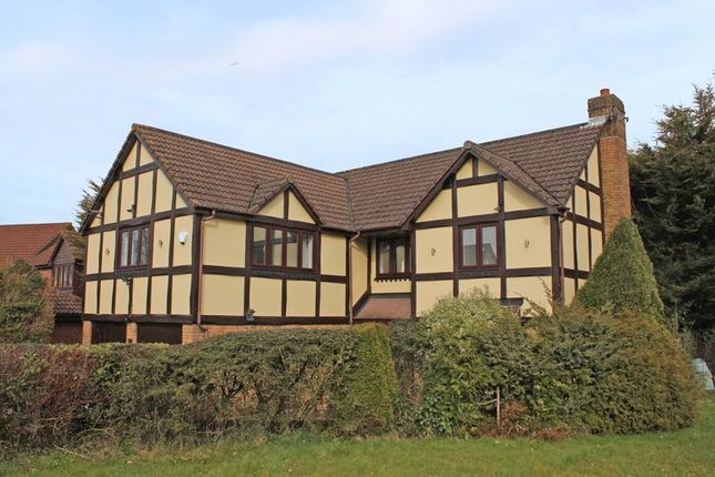 Thumbnail Detached house for sale in Oakvale, West End, Southampton