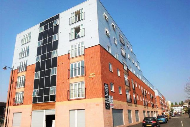 Thumbnail Flat for sale in Aura Court, Percy Street, Manchester