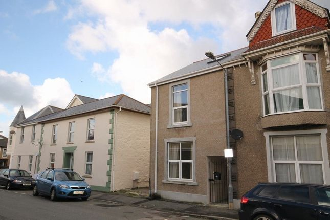 Thumbnail Semi-detached house to rent in Basset Street, Camborne