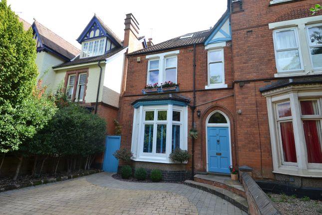 Thumbnail Semi-detached house for sale in School Road, Moseley, Birmingham