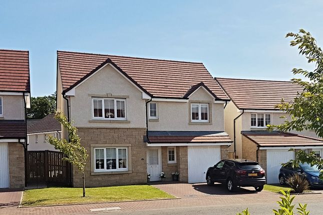 Thumbnail Detached house for sale in Troon Walk, Kilmarnock