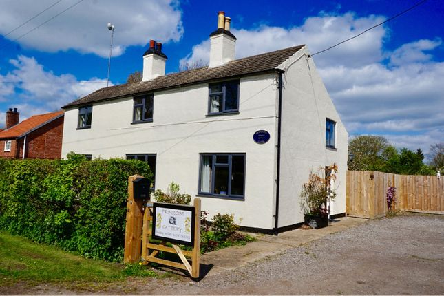Thumbnail Detached house for sale in Bleasby Moor, Market Rasen
