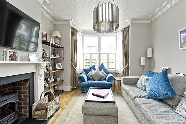 Thumbnail End terrace house to rent in Summerlands Avenue, London
