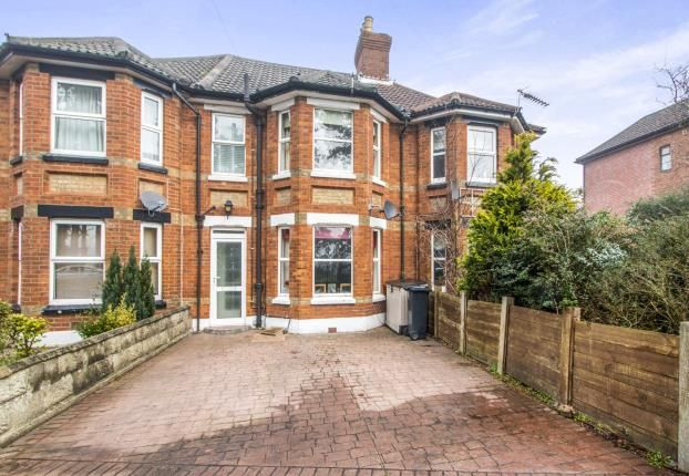 Thumbnail Terraced house for sale in Pine Road, Winton, Bournemouth