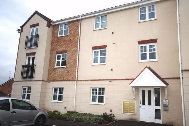 Thumbnail Flat to rent in Greenwood Gardens, Nottingham