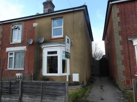 Thumbnail Semi-detached house for sale in Tremona Road, Southampton