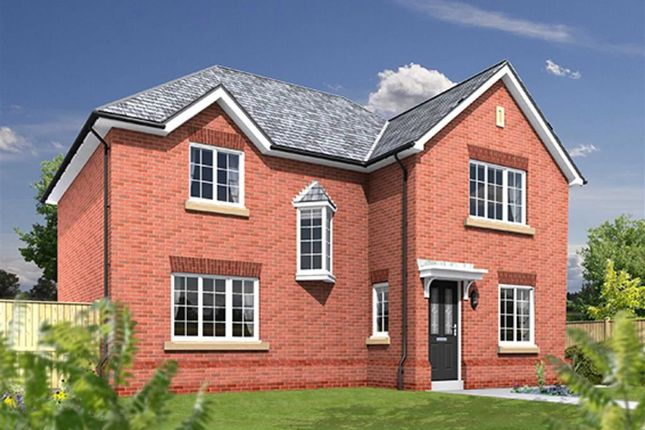 Thumbnail Detached house for sale in Ribblesdale Drive, Grimsargh, Preston