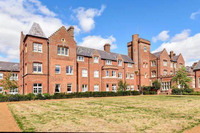 Thumbnail Flat to rent in Basildon Court, Cholsey, Wallingford