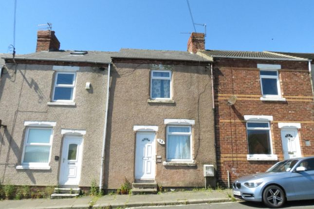 Thumbnail Terraced house for sale in Fourth Street, Horden, County Durham