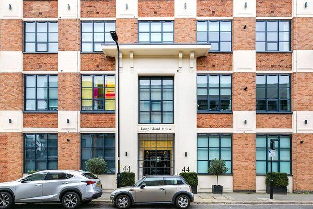 Thumbnail Flat to rent in Long Island House, 42 Warple Way, London
